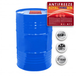 ANTIFREEZE ROYAL PINGWIN G12+ готовый - 216кг.