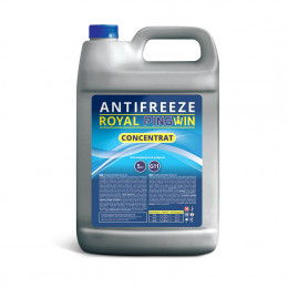 ANTIFREEZE ROYAL PINGWIN G11 CONCENTRATE - 5кг.