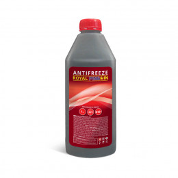 ANTIFREEZE ROYAL PINGWIN G12+ готовый - 1кг.
