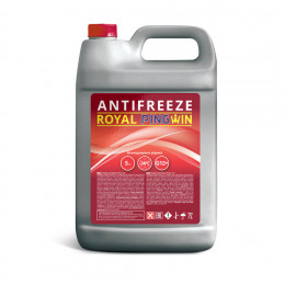 ANTIFREEZE ROYAL PINGWIN G12+ готовый - 5кг.