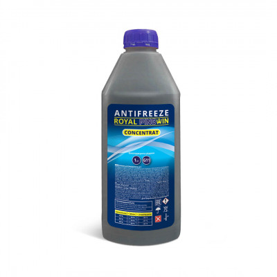 ANTIFREEZE ROYAL PINGWIN G11 CONCENTRATE - 1кг.