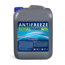 ANTIFREEZE ROYAL PINGWIN G11 готовый - 10кг.