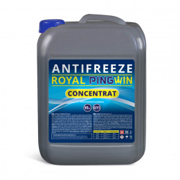 ANTIFREEZE ROYAL PINGWIN G11 CONCENTRATE - 10кг.