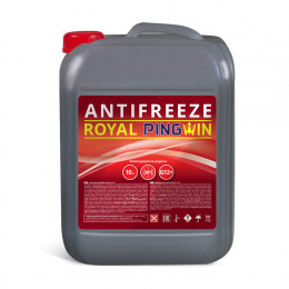 ANTIFREEZE ROYAL PINGWIN G12+ готовый - 10кг.