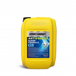 ANTIFREEZE SUPER FORMULA G11 готовый - 5кг.