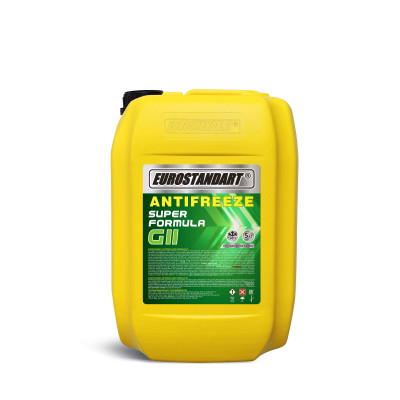 ANTIFREEZE SUPER FORMULA G11 Green готовый - 5кг.