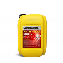 ANTIFREEZE SUPER FORMULA G12+ готовый - 5кг.