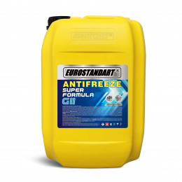 ANTIFREEZE SUPER FORMULA G11 готовый - 10кг.
