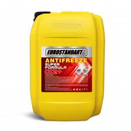 ANTIFREEZE SUPER FORMULA G12+ готовый - 10кг.
