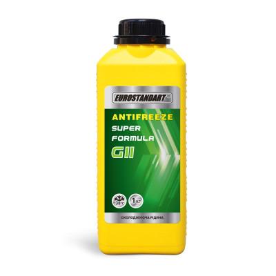 ANTIFREEZE SUPER FORMULA G11 Green готовый - 1кг.