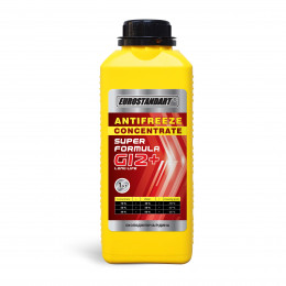 ANTIFREEZE SUPER FORMULA G12+ CONCENTRATE - 1кг.
