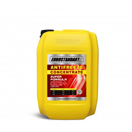 ANTIFREEZE SUPER FORMULA G12+ CONCENTRATE - 5кг.