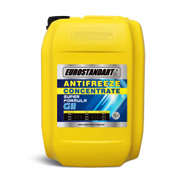 ANTIFREEZE SUPER FORMULA G11 CONCENTRATE - 10кг.