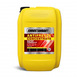 ANTIFREEZE SUPER FORMULA G12+ CONCENTRATE - 10кг.