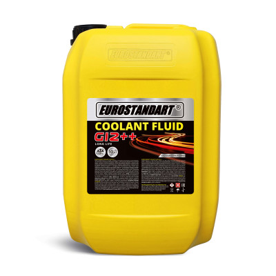 COOLANT FLUID G12++ готовый - 10кг.