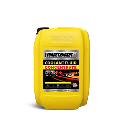 COOLANT FLUID G12++ CONCENTRATE - 5кг.